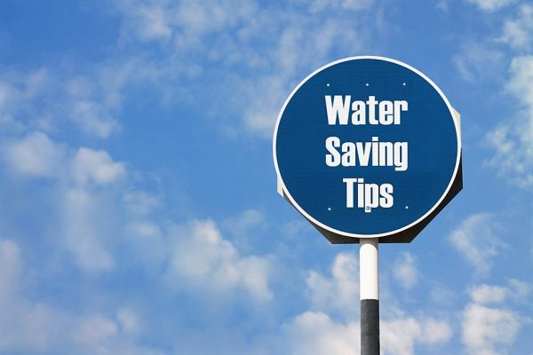 Water Saving Tips