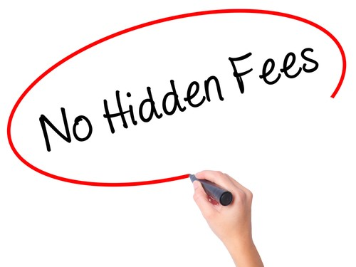 How do we set our fees?