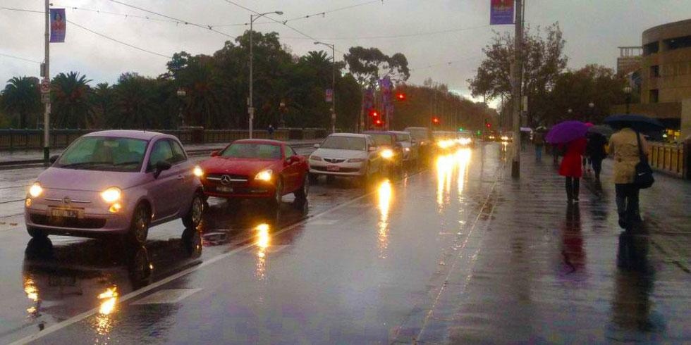 Melbourne Weather