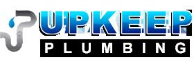 upkeep plumbing melbourne logo